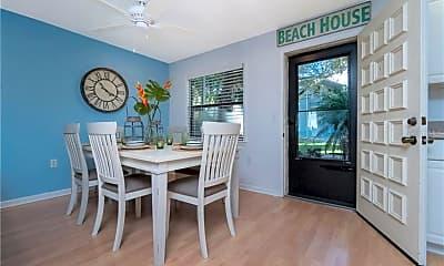 Dining Room, 5041 N Beach Rd 3-B, 1