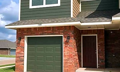 Building, Top Choice Town Homes, 1