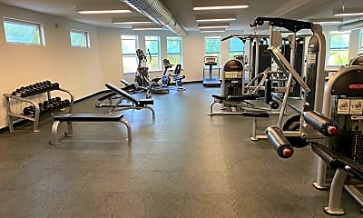Fitness Weight Room, 2585 El Camino Real, 2