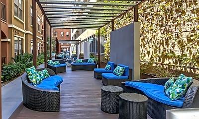 Courtyard, Fifty Twenty-Five, 1