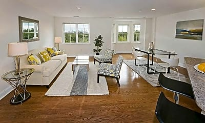 Living Room, Britney Place, 1