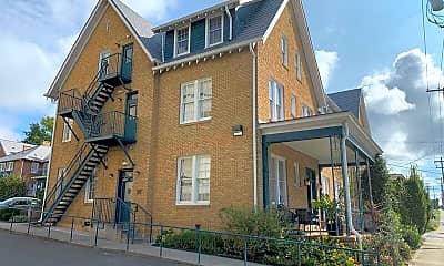 Building, 102 W. Second Avenue, Unit 109, 1