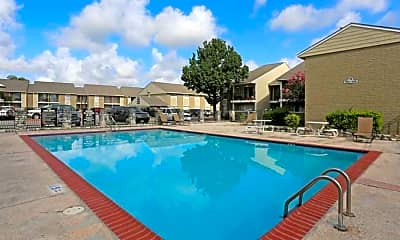 Pool, Winding Trails Apartments, 0
