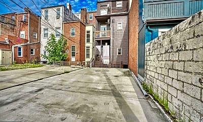 Building, 1208 N Calvert St 8, 2