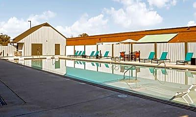 Pool, The Cooperage, 2