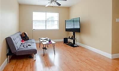Living Room, 4306 Avenue A, 2
