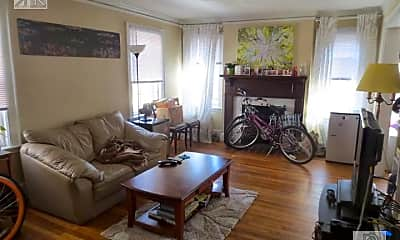 Living Room, 30 Harris St, 1