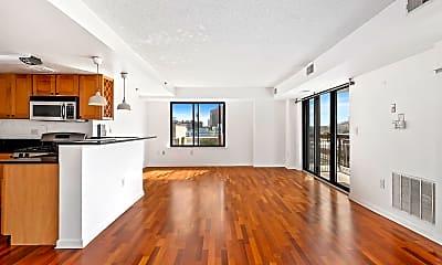 Living Room, 700 1st St 6W, 0