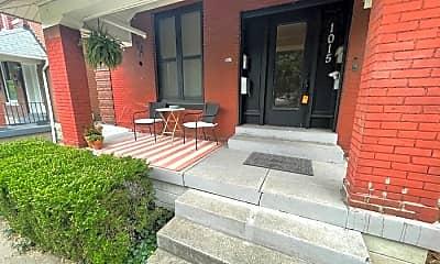 Patio / Deck, 1015 Baxter Ave, 1