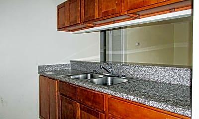 Kitchen, Julian Manor Apartments, 0