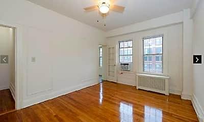 Bedroom, 1301 Massachusetts Ave NW, 1