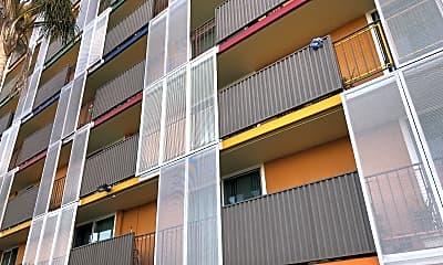 Fairmount Terrace, 2