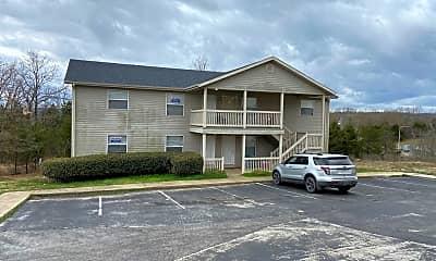Building, 501 Twin Oaks, 1