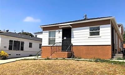 Building, 7831 Normandie Ave 1/2, 0