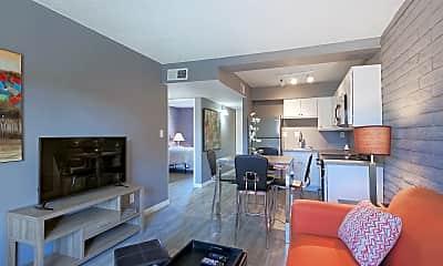 Living Room, Villa Nicole, 0