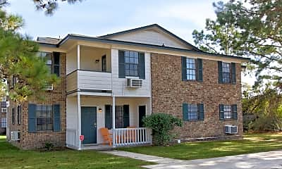 Building, Peppertree Townhomes, 1