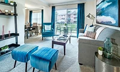 Living Room, Edlandria Apartments, 0