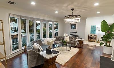 Living Room, 11401 Aqua Vista St, 1