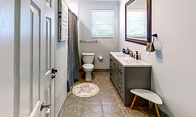 Bathroom, Room for Rent - Pendergrass Home, 0