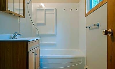 Bathroom, 1123 11th St NW, 2