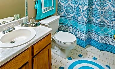 Bathroom, Southcrest Lake, 2