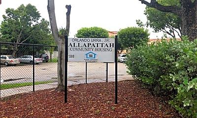 Allapattah Communuity, 1