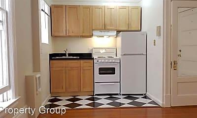 Kitchen, 1241 Bush St, 0
