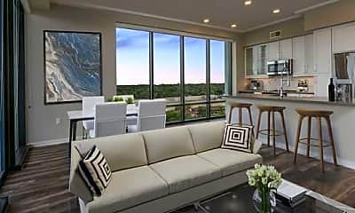 Living Room, 295 NW Ivanhoe Blvd, 1