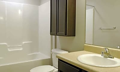 Bathroom, Reserve At Hampton Apartments, 2