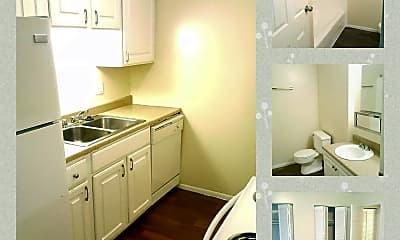 Kitchen, Flats at Wildwood, 2