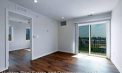 Living Room, 2501 Washington Avenue, 2
