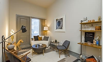 Living Room, The Flats at Silo Bend, 0