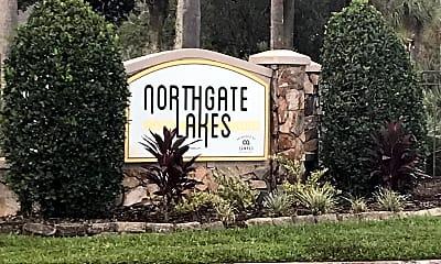 Northgate Lakes, 1