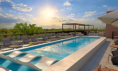 Pool, Five Twenty East, 1