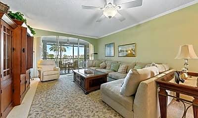 Living Room, 3224 S Ocean Blvd 315-B, 0