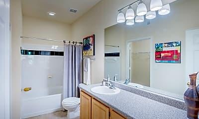 Bathroom, The Estates at River Pointe, 2