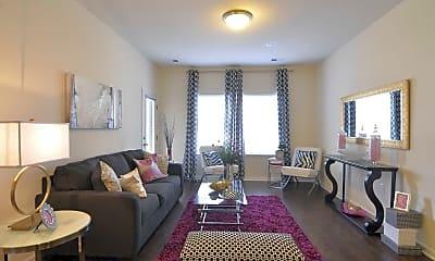 Living Room, Fair Lawn Promenade, 1