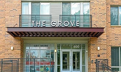 Leasing Office, The Grove at Parkside, 2