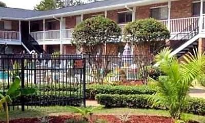 Building, Beach Club Apartments, 1