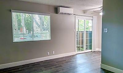 Living Room, 1300 G St, 1