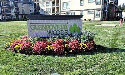 Glendoveer Woods, 1