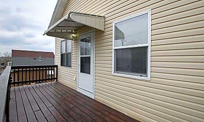 Patio / Deck, 830 S 21st St 2, 0