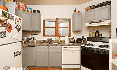 Kitchen, 1342 W Hubbard St, 1
