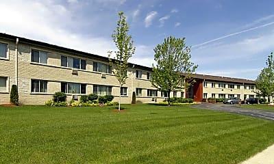 Building, Honey Creek Apartments, 1