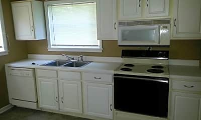Kitchen, 8507 Foust Dr, 1