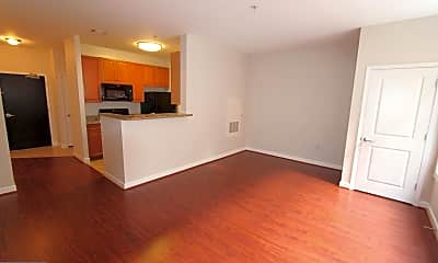 Living Room, 1111 25th St NW 301, 1