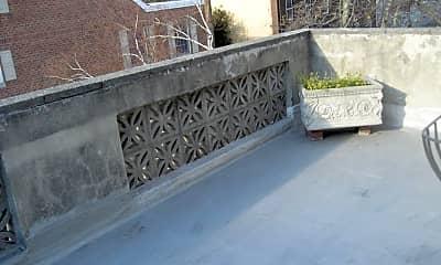 Patio / Deck, 626 S 10th St, 2