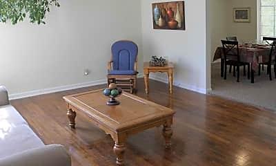 Living Room, Ingleside Townhomes/Regency Townhomes, 1