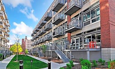 Building, 710 N 4th St 312, 2