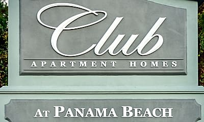 Community Signage, The Club At Panama Beach, 2